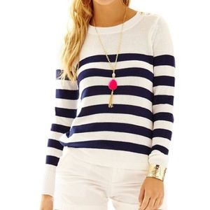 Lilly Pulitzer 'Flagler' Striped Sweater